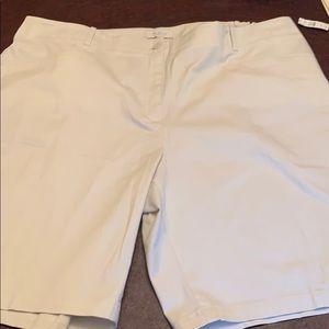 NWT Talbots Woman shorts